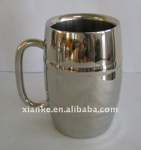 Premium Stainless steel barrel shot glass for bar