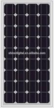 100W Wholesale monocrystalline solar modules/photovoltaic solar panel