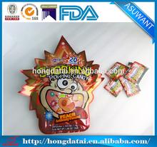 Promotions special shape bag/candy aluminum foil shape bag/opaque shape bag for food