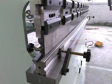 double bending machine 100t pres brake /cnc /WC67K/Y100/3200 / Torsional axis synchronous/E10-D system
