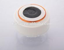 IPX7 waterproof bathroom speaker