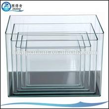 Hot sale Cheap 5 in 1 set aquarium with Float glass aquarium