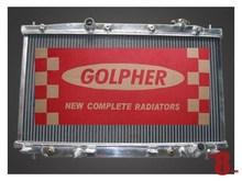Racing Radiator Aluminum Radiator Car Radiator 01 Hybrid ES9/CIVI CTYPE R/INTEGRA TYPE R DC5