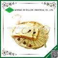 baratos artesanal de vime cesta de pão