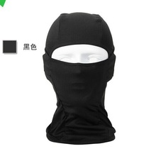 MOTORCYCLE BALACLAVA BIKE IT MOTORBIKE HELMET THERMAL BLACK COTTON BALACLAVA