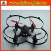 2.4G mildde size rc quadcopter intruder ufo rc toy quadcopter