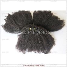 good feedback new products afro hair nubian kinky twist wholesale unprocessed virgin mongolian kinky curly