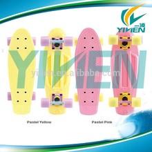 Retro Board 22'' Pastel PENNY PLASTIC Skateboard