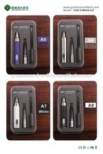 2 Series 22 colors vape kit gs Ego Mega Kit 2200mah Ego kit sigaretta elettronica shop