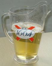 pp plastic beer pitcher
