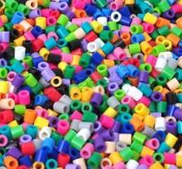 2015 Wholesale Rectangle Mixed Colors Plastic Hama Fuse Beads