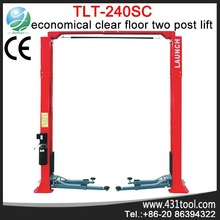 Best quality and good price LAUNCH TLT240SC hydraulic mechanical auto car two post lift mini
