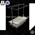 Metal pendurado mostrar roupas racks/loja de óptica equipamentos/amostra de metal mostrar racks para loja de varejo on-line
