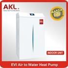 air water heat pump ,EVI -25C Low Temp ,Floor Heating heat pump