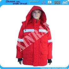 NFPA 2112 fire retardant oil field work garment