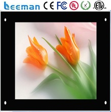 motion activated lcd digital signage player Leeman P6 SMD boxchip 9inch a20 tablet pc