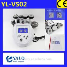 rf vacuum suction skin tightening machine