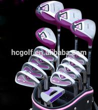 high quality OEM ODM customized golf club set
