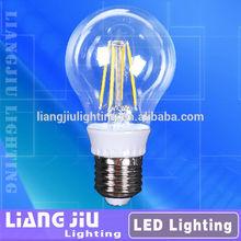 aura scanner 4w LED filament bulb light &lighting