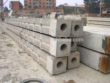 precast concrete pipe pile mould/mold and pile spun production machine
