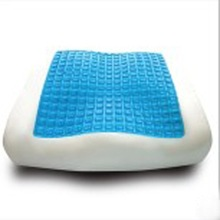 Adult car gel memory foam chair cusions
