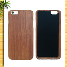 2015 hot sale 100% full wood moblile phone cover for iphone 6 and 6 plus