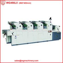 WG456LII 4 Color Auto Mitsubishi Offset Printing Machine