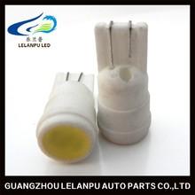 car ceramic light t10 5w5 bulbs led light 1smd led bulb