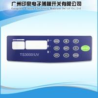 push button membrane switch