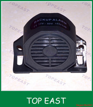 High Quality DC 12V-80V waterproof IP67 Truck auto Reverse back up alarm CE ROHS