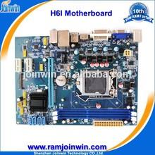 Shenzhen Joinwin ddr3 1333 1066 800 memory Mini ITX H61 branded motherboard
