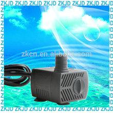 Zp-m300 aquarium pump car 12v dc water pump 300L/H