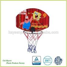 mini plastic basketball hoop