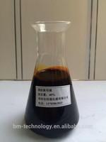 Focal aldehyde carbonyl admixtures used in concrete / Aliphatic superplasticizer