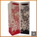 botella de vino de regalo bolsas de patrón