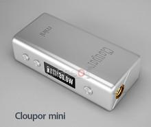 fast delivery !! high quality lowest price e-cig Cloupor mini mechanical mod