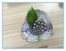5/32 inch G100 Gcr15 chrome steel balls for toys