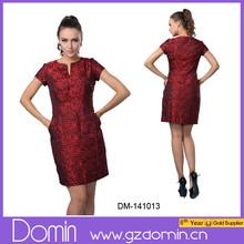 Woman Party Dress / Latest Dress Design / Fashion Woman Dress