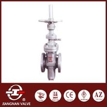 Manual flat plate gate valve WCB DN80