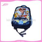 SZ OEM Blue little boys kids school backpack bag/school bag for teens wholesale
