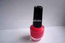 high quanlity private label led nail polish/kemei led light inner cap led nail polish