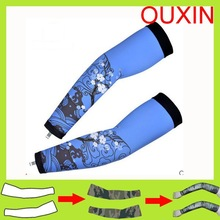 mens reflective cycle go pro arm sleeves calf leg