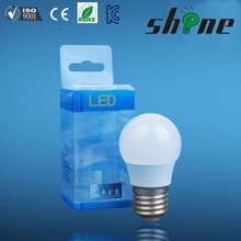 RoHS Quality cfl light global led energetic led bulb SMD Lamp 5w led globe lamp