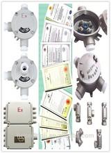 AH IIB IIC e DIP explsionproof electrical junction box