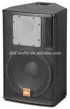 white asymmetric constant directivity horn 2 way full range pro audio speakers(AK-10)