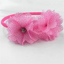 china custom high lace headbands diy