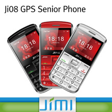 JIMI SOS Button Satellite Tracking Real Time Tracking Web-Based Online big keyboard mobile phone for elderly JI08