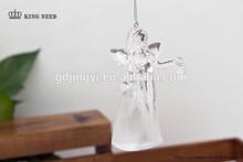 2015 hot sale wholesale leacrylic led light Christmas decoration for mini angel