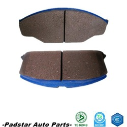 oem hi-q auto spare part car low-metallic brake pads auto parts hundai akcent 2012 buy directly from china