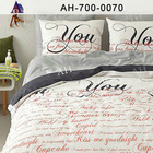 Microfiber Print Bedding Sets Wholesale